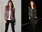 Nikki Reed's Rebecca Minkoff Becky Sequined Jacket