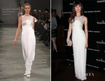 Olga Kurylenko In Georges Hobeika Couture - 40th Anniversary Of Sir Charlie Chaplin's Honorary Academy Award