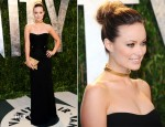 Olivia Wilde In Gucci – 2012 Vanity Fair Oscar Party