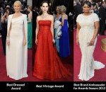 Fashion Critics' 2012 Oscars Round Up