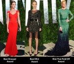 Fashion Critics' 2012 Oscar Parties Round Up