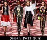 Osman Fall 2012
