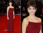 Penelope Cruz In Armani Privé - 2012 BAFTA Awards