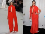 Petra Nemcova In Stéphane Rolland Couture - TWC Oscar After Party