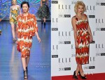 Pixie Geldolf In Dolce & Gabbana – 2012 Elle Style Awards