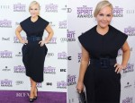 Rachael Harris In Jil Sander - 2012 Independent Spirit Awards