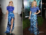 Rachel McAdams In Peter Som -  'Journey 2: The Mysterious Island' LA Premiere