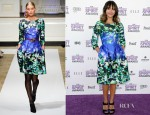 Rashida Jones In Oscar de la Renta - 2012 Independent Spirit Awards