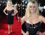 Reese Witherspoon In Miu Miu - 'This Means War' LA Premiere