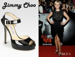 Reese Witherspoon's Jimmy Choo Linda Patent Leather Slingback Platform Pumps