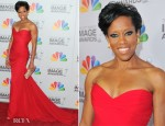 Regina King In Romona Keveza - 2012 NAACP Image Awards