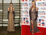Rihanna In Givenchy Couture - 2012 Brit Awards