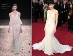 Rooney Mara In Givenchy Couture - 2012 Oscars