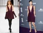 Rooney Mara In J. Mendel - 14th Annual Costume Designers Guild Awards