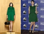 Rooney Mara In Louis Vuitton - 27th Annual Santa Barbara Film Festival Virtuosos Award Ceremony