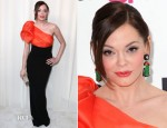 Rose McGowan In Paule Ka - Elton John's AIDS Foundation Academy Awards Viewing Party