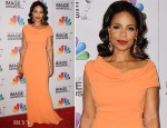 Sanaa Lathan In Escada - 2012 NAACP Image Awards