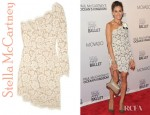 Sarah Jessica Parker's Stella McCartney Asymmetric Lace Dress
