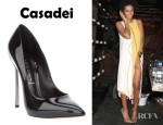 Solange Knowles' Casadei Stiletto Pumps