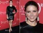 Sophia Bush In Paule Ka - (Belvedere) RED Pre-Grammys Party