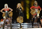 Nicki Minaj & M.I.A In Fausto Puglisi - Super Bowl XLVI Half-Time Show