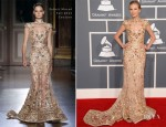 Taylor Swift In Zuhair Murad Couture - 2012 Grammy Awards