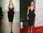 Teresa Palmer In Cushnie et Ochs - 'Vanities' 20th Anniversary Party