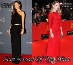 Best Dressed Of The Week - Thandie Newton In Osman & Lea Seydoux In Prada