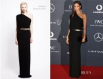 Thandie Newton In Osman - Laureus World Sports Awards 2012
