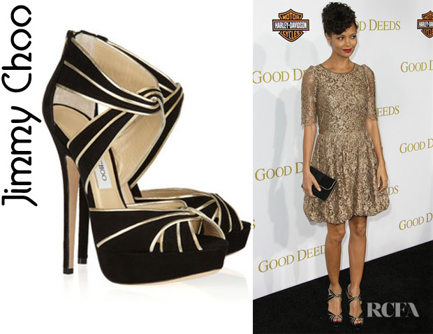 Thandie Newton Jimmy Choo