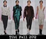 Tibi Fall 2012