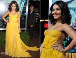 Vanessa Hudgens In Maria Lucia Hohan  - 'Journey 2: The Mysterious Island'