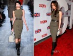 Victoria Beckham In Victoria Beckham - GREAT British Film Reception