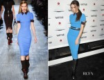Victoria Beckham In Victoria Beckham - Vanity Fair & Chrysler Celebration