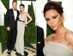 Victoria Beckham In Victoria Beckham - 2012 Vanity Fair Oscar Party