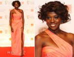 Viola Davis In Valentino - 2012 BAFTA Awards