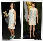 Who Wore Victoria, Victoria Beckham Better? Danielle Lineker or Michelle Williams