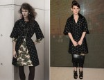 Winona Ryder In Marni For H&M - Marni For H&M Launch Party