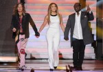 Jennifer Lopez In Barbara Bui - 'American Idol' Season 11 Top 13 Live Performance