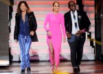 Jennifer Lopez In Michael Kors - American Idol Top 10 To 9 Live Elimination Show