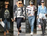 A Week In Rihanna's Closet