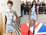Alesha Dixon In Vivetta - Britain's Got Talent