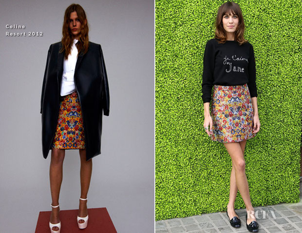 Bella Freud Bella Freud - London Based Fashion Designer 48
