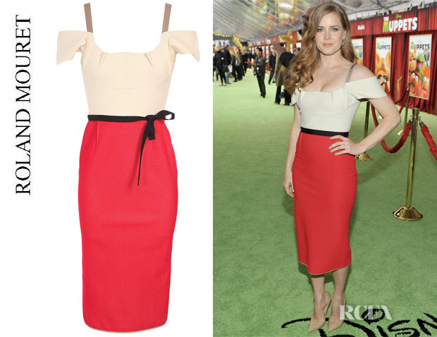 Amy Adams Roland Mouret