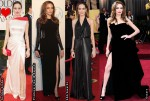 Which Was Your Favourite Angelina Jolie 2012 Awards Season Look?