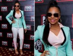 Ashanti In A.L.C & Rag & Bone - Power 99 iHeartRadio Theater