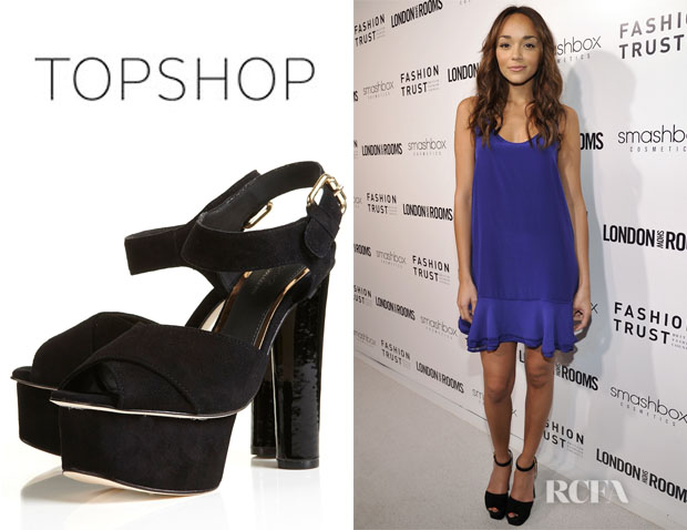 Ashley Madekwe Topshop