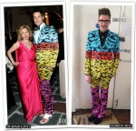 Who Wore Mary Katrantzou Better? Cameron Silver or Henry Holland
