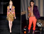 Cassie In Roberto Cavalli - 'King Of Hearts' Launch Party