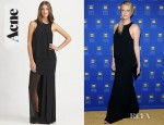 Charlize Theron's Acne Barika Long Dress